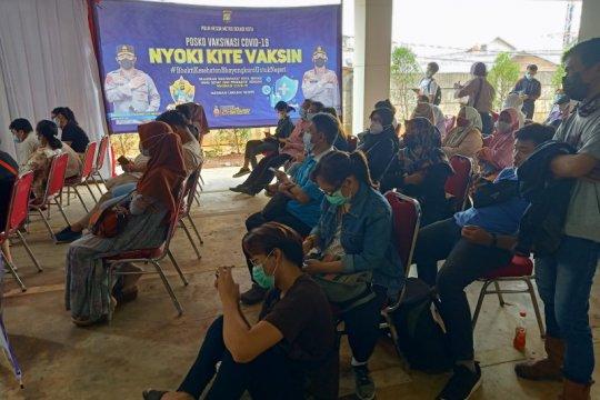 Kemenkes gelar vaksinasi untuk usia minimal 18 tahun di Jakarta