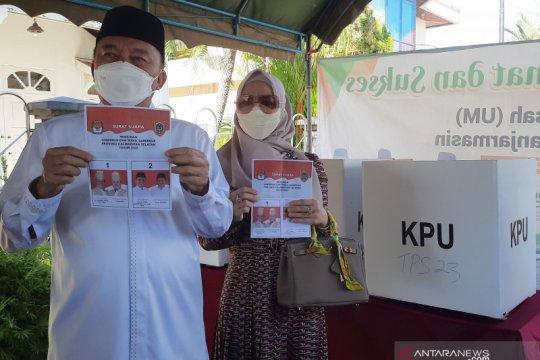 Muhidin optimistis partisipasi pemilih 80 persen di PSU Pilgub Kalsel