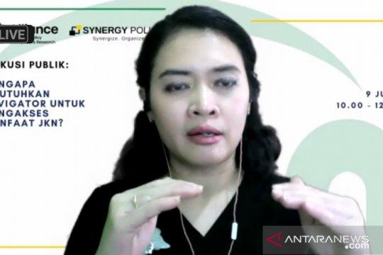 Akademisi: Navigator peserta JKN bantu kurangi asimetri informasi