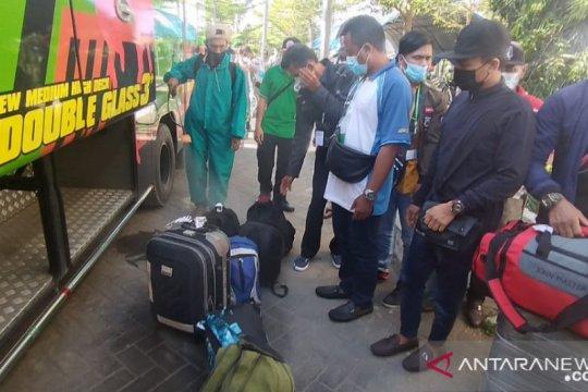 Jumlah pekerja migran tiba di Pamekasan capai 988 orang