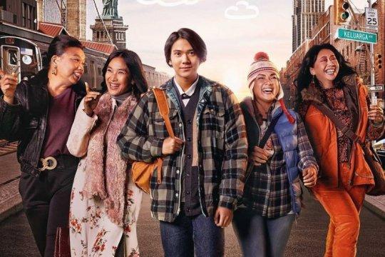 Iqbaal Ramadhan dan Aurora Ribero bahas persahabatan di film baru