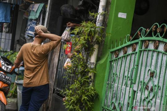 """Satgas tiadakan dapur umum di lokasi """"lockdown"""" mikro Kelapa Dua Wetan"""