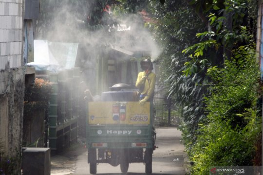 Santri Ponpes di Kota Bogor sembuh dari COVID-19 jadi 49 orang
