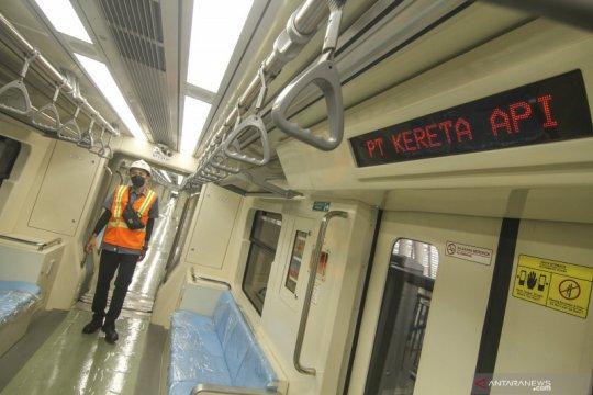 Pengamat ingatkan LRT Jabodebek jangan ulangi kesalahan di Palembang