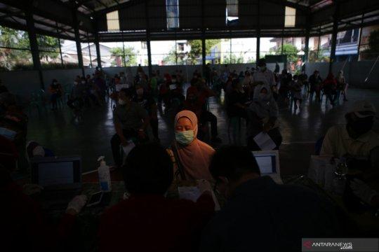 Target vaksinasi COVID-19 di Kota Tangerang
