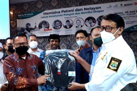 Intani dan Pemprov Banten siap kolaborasi bangun kemandirian pertanian