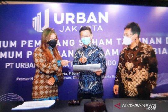 Urban Jakarta Propertindo raih kenaikan laba bersih 394 persen