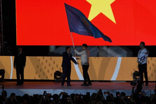 SEA Games Hanoi siap digelar Mei 2022