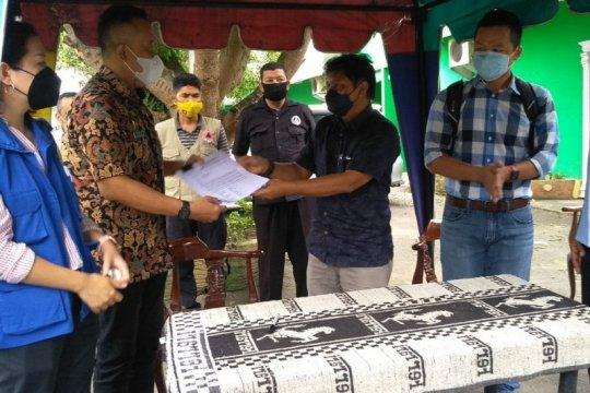 Puluhan pengungsi Rohingya dipindahkan dari Aceh ke Medan