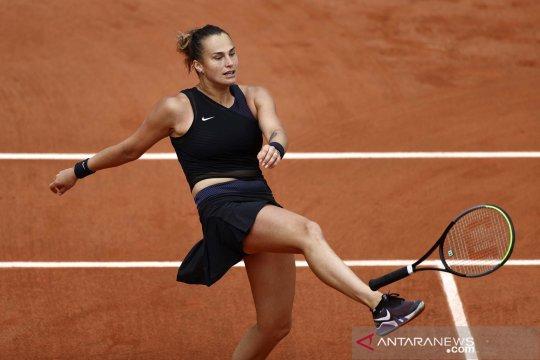 Aryna Sabalenka singkirkan Osaka untuk naik ke peringkat kedua WTA