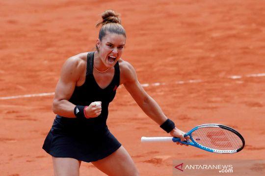 Sakkari lolos ke turnamen akhir musim WTA Finals