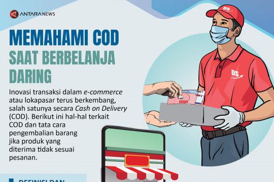 Memahami COD saat berbelanja daring