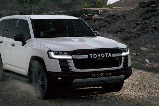 Toyota resmi hadirkan New Land Cruiser