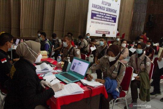 Yogyakarta gencarkan vaksinasi COVID-19 massal percepat capai target