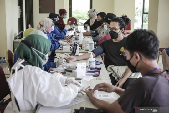 Ini tujuan vaksinasi usia 18 tahun ke atas di Jakarta
