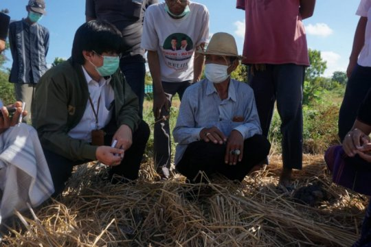 KSP tindaklanjuti aduan petani tembakau di Lombok Timur