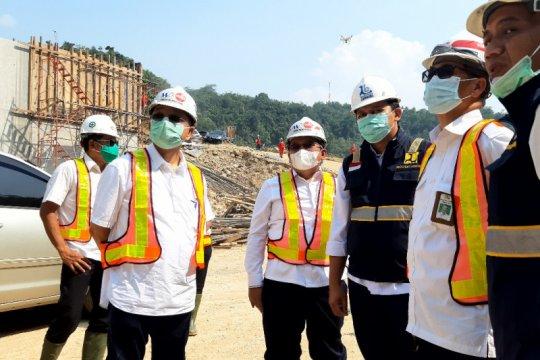 KSP: Pembangunan Bendungan Leuwikeris selesai pada 2022
