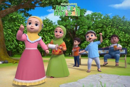 """""""Hafiz & Hafizah"""" hadir dalam serial animasi"""
