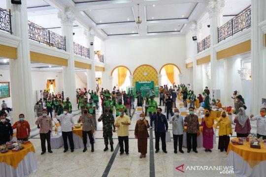 19,6 juta warga Indonesia telah menerima vaksin COVID-19
