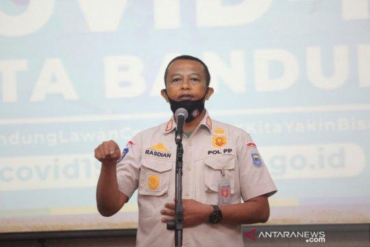 Satpol PP sebut seluruh McD di Kota Bandung dikenai denda