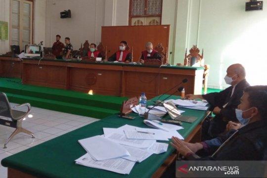 Nurdin Abdullah akui terima 150 ribu dollar Singapura dari terdakwa