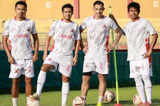Madura United siapkan laga uji coba lawan tim Liga 3