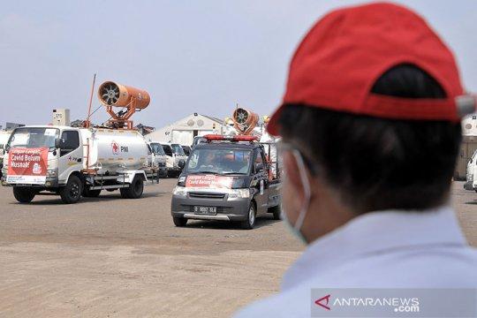PMI lakukan penguatan operasi tekan lonjakan COVID-19 di Jateng
