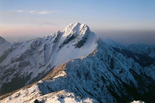 Mengenal Jade Mountain, gunung tertinggi di Taiwan