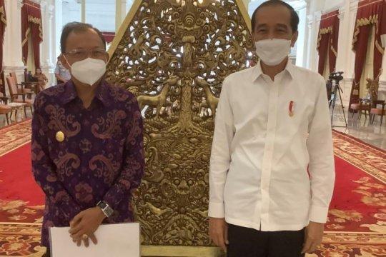 Gubernur Bali minta tambahan 3 juta vaksin COVID-19 ke Presiden