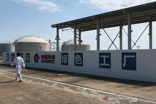 ICIS: China akan menyalip Jepang sebagai pembeli LNG terbesar dunia