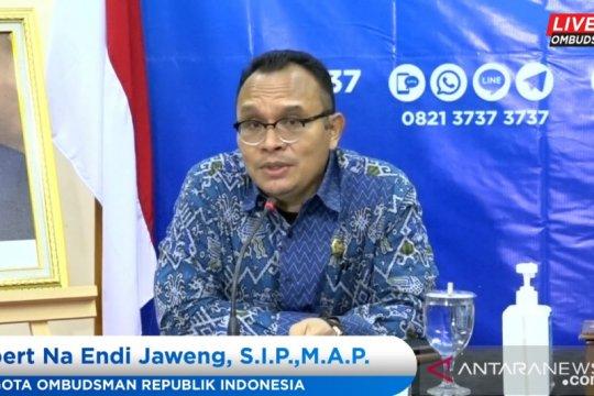Ombudsman akan lihat dugaan malaadministrasi alih status pegawai KPK