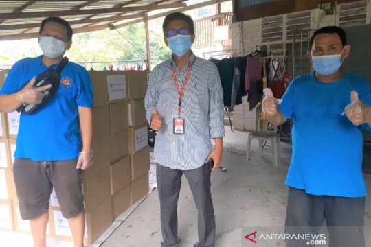 PMI terkurung di Sungai Penchala terima bantuan logistik