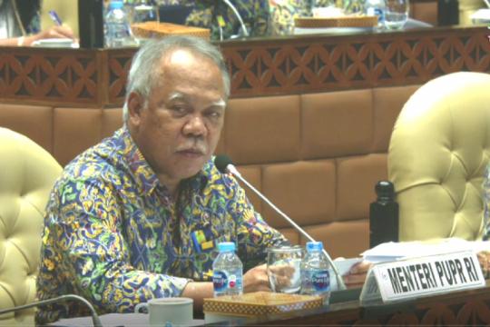 Menteri PUPR: Raperpres pengelolaan air akan dibahas antar kementerian