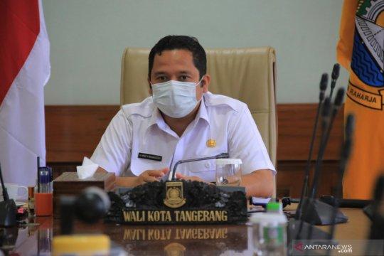 BOR 32 RS di Kota Tangerang khusus COVID-19 capai 52,54 persen