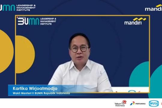 Wamen sebut fokus utama sinergikan pengembangan talenta BUMN