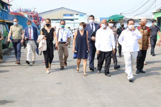 Indonesia gandeng Prancis bangun pelabuhan perikanan ramah lingkungan