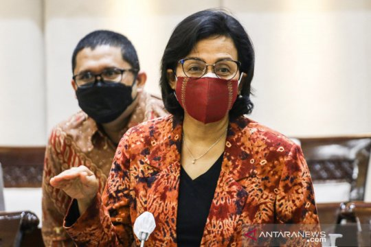 Raker Komisi XI DPR dengan Menteri Keuangan