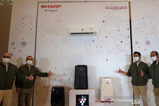 Sharp Indonesia incar penjualan AC dan penjernih udara Rp2,5 triliun