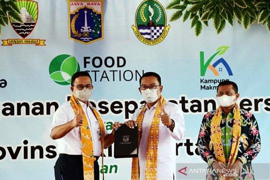 Dorong pemulihan ekonomi, Pemda Jabar- DKI kerja sama sektor pangan