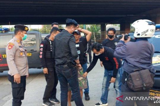 Kemarin, tersangka preman di Jakarta Utara dan Jakarta Barat ditangkap