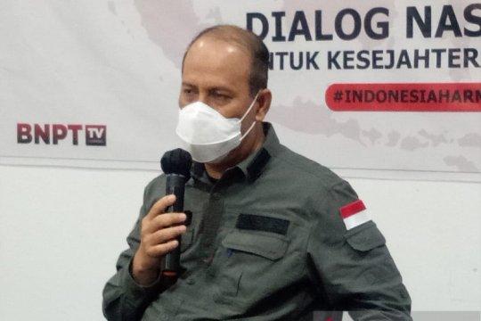 BNPT sebut Papua damai dan sejahtera jika keamanan terjamin