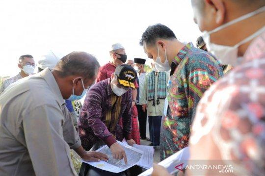 TPU Ampui Pangkalpinang terancam roboh karena tambang ilegal