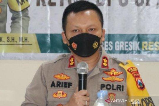 Polisi: Hasil pemeriksaan saksi ledakan Gresik belum bisa disimpulkan