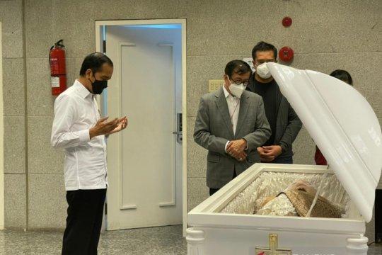 Istri Menkumham akan dimakamkan di San Diego Hills Karawang Sabtu