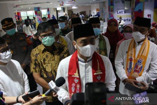 Wagub DKI: Pemprov akan cek kebenaran influencer dapat vaksin ketiga