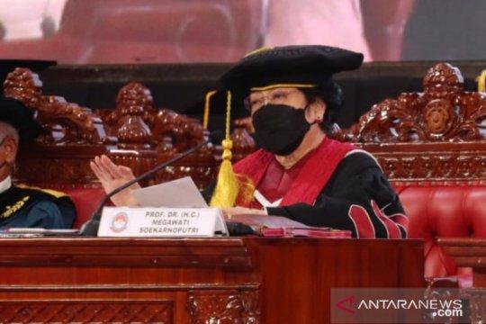 Megawati ucapkan terima kasih kepada Prabowo dan Nadiem