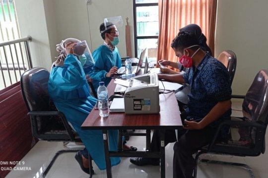 Pelaksanaan vaksinasi di pedalaman Lebak optimalkan jemput bola