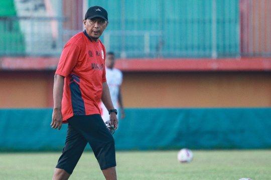 Rahmad Darmawan puas dengan hasil uji coba versus Malang United