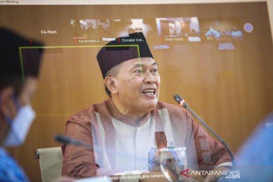 Okupansi ruang isolasi di Bandung meningkat jadi 81 persen