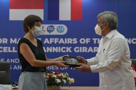 Menteri Kelautan Prancis apresiasi hasil riset kelautan Indonesia